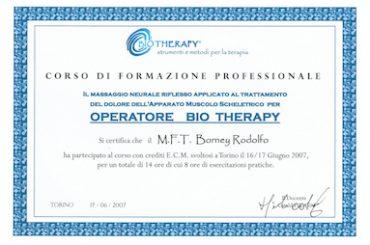 22 – Bio Therapy