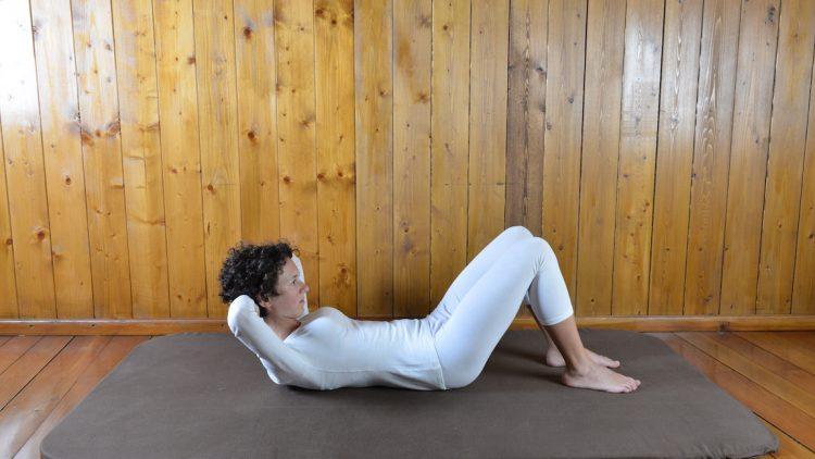Exercices pour les muscles abdominaux